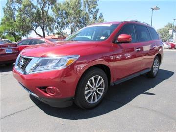 2015 Nissan Pathfinder for sale in Tucson, AZ