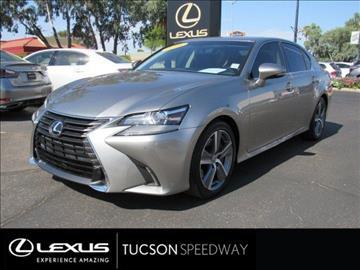 2016 Lexus GS 350 for sale in Tucson, AZ