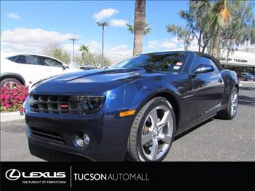 2012 Chevrolet Camaro for sale in Tucson, AZ