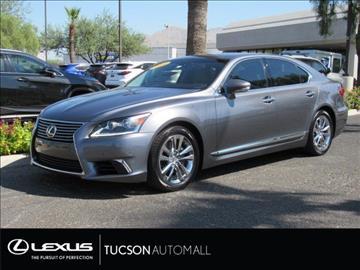 2014 Lexus LS 460 for sale in Tucson, AZ