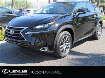 2015 Lexus NX 200t for sale in Tucson, AZ