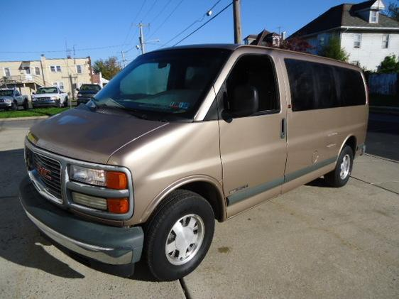 2000 gmc savana for sale for Thoroughbred motors florence sc