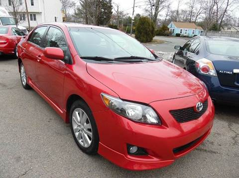 2010 Toyota Corolla for sale in Abington, MA