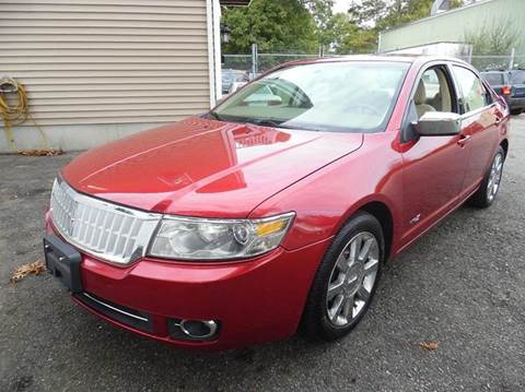 2009 Lincoln MKZ for sale in Abington, MA