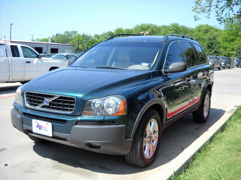 2004 volvo xc90 awd 4dr t6 turbo suv in grand prairie tx chase auto group. Black Bedroom Furniture Sets. Home Design Ideas