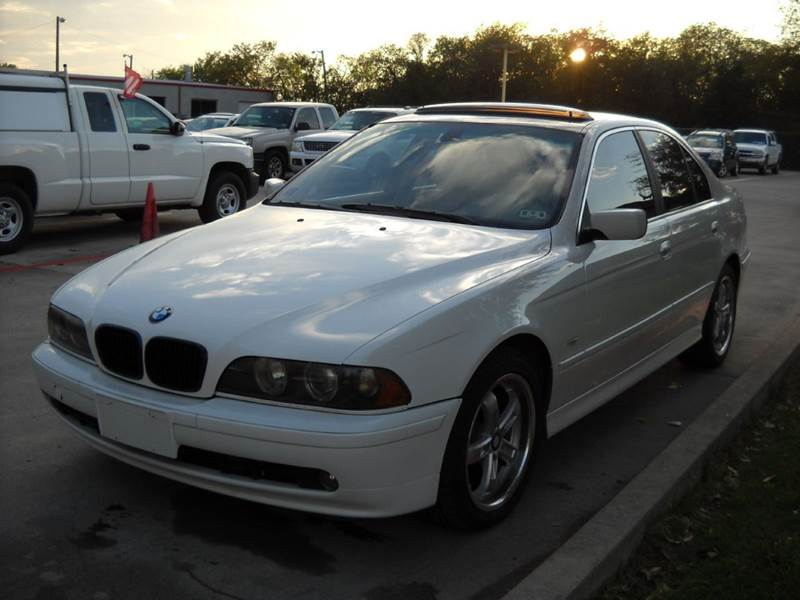 2002 bmw 5 series for sale in seffner fl. Black Bedroom Furniture Sets. Home Design Ideas