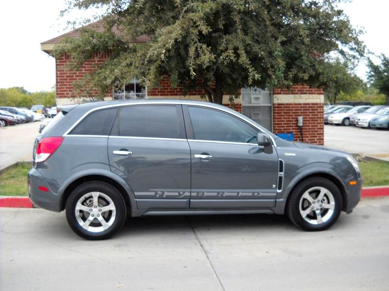 2009 saturn vue hybrid 4dr suv in grand prairie tx chase. Black Bedroom Furniture Sets. Home Design Ideas