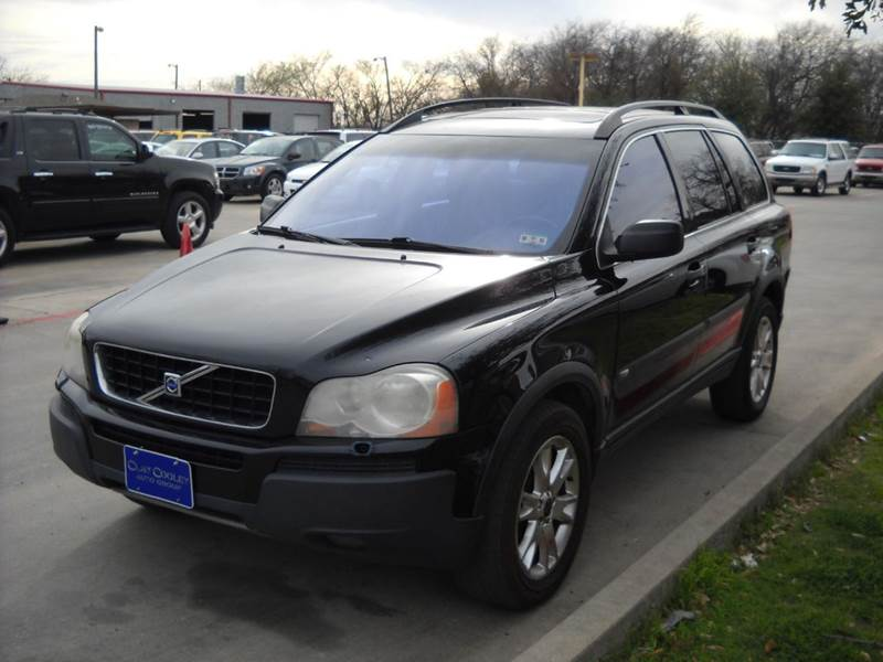 2004 volvo xc90 awd 4dr t6 turbo suv in grand prairie tx. Black Bedroom Furniture Sets. Home Design Ideas