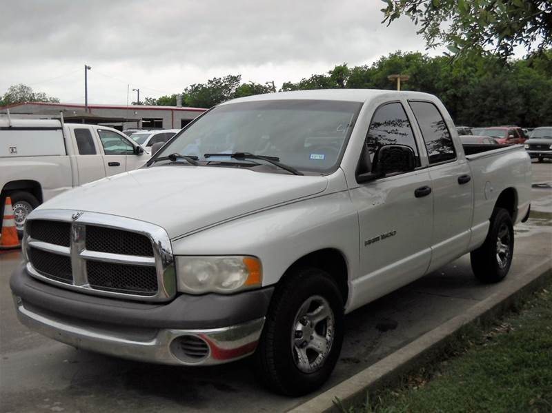 2002 dodge ram pickup 1500 4dr quad cab st 2wd sb in grand prairie tx chase auto group. Black Bedroom Furniture Sets. Home Design Ideas