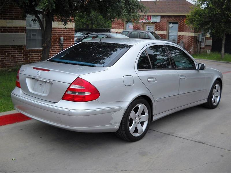 2005 mercedes benz e class e320 4dr sedan in grand prairie for 2005 e320 mercedes benz