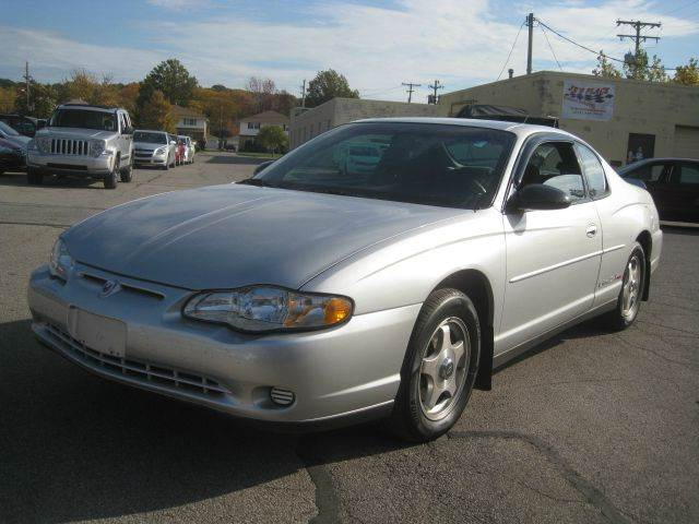 2002 chevrolet monte carlo for sale in austin tx. Black Bedroom Furniture Sets. Home Design Ideas