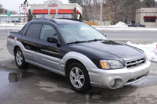 Bertera Subaru West Springfield >> 2003 Subaru Baja