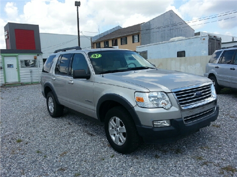 2007 Ford Explorer for sale in Metairie, LA