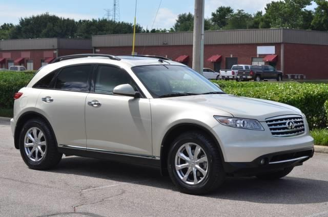 Pics Photos - 2008 Infiniti Fx35 Used Cars For Sale
