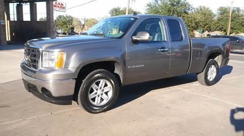 2007 GMC Sierra 1500 for sale in Houston, TX