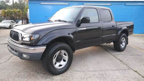 2002 Toyota Tacoma for sale in Houston, TX