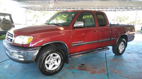 2002 Toyota Tundra for sale in Houston, TX