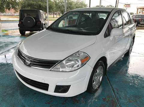 2011 Nissan Versa for sale in Houston, TX