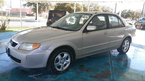 2001 Mazda Protege for sale in Houston, TX