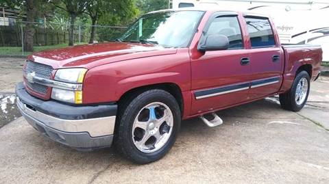2005 Chevrolet Silverado 1500 for sale in Houston, TX