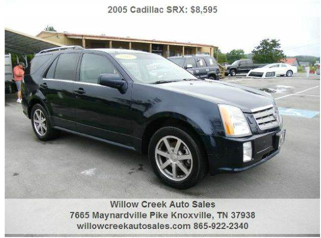 2005 Cadillac Srx Base Rwd 4dr Suv In Knoxville