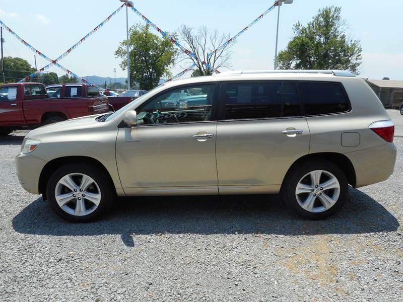 2009 Toyota Highlander Limited 4dr Suv In Knoxville Tn