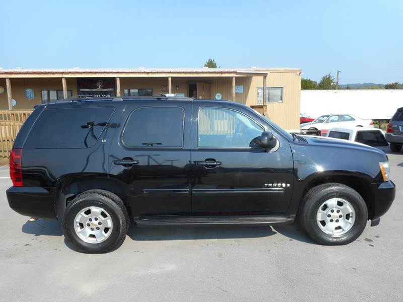 2009 chevrolet tahoe lt 4x4 4dr suv w 2lt in knoxville tn. Black Bedroom Furniture Sets. Home Design Ideas