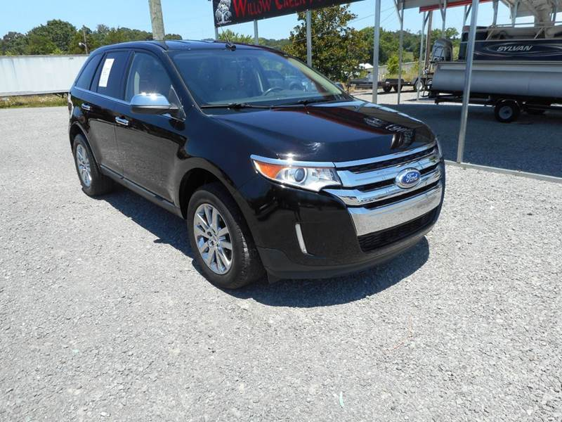 2012 Ford Edge Limited 4dr Suv In Knoxville Tn Willow
