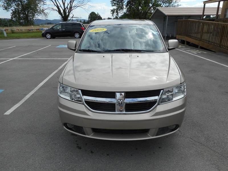 2009 Dodge Journey Sxt Awd 4dr Suv In Knoxville Tn