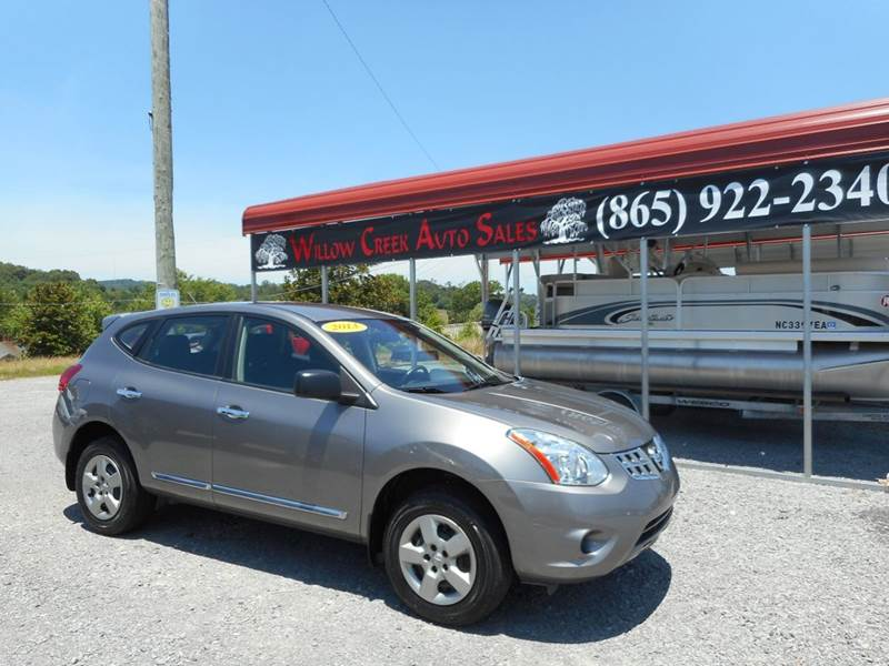 2013 Nissan Rogue S Awd 4dr Crossover In Knoxville Tn