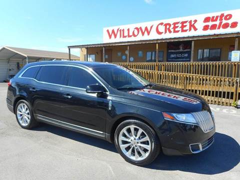 2010 Lincoln MKT for sale in Knoxville, TN