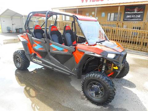 2016 Polaris Ranger RZR for sale in Knoxville, TN