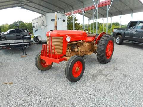 1951 Massey Harris 50 for sale in Knoxville, TN