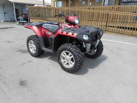 2009 Polaris Sportsman 850 EFI for sale in Knoxville, TN