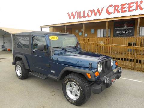 Jeep wrangler for sale knoxville tn for City motors knoxville tn