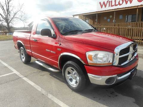 2006 Dodge Ram Pickup 1500 for sale in Knoxville, TN