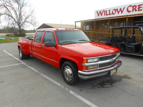 1998 Chevrolet C/K 3500 Series for sale in Knoxville, TN