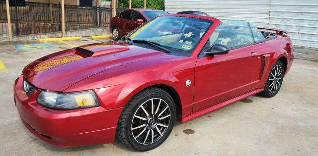 2004 ford mustang for sale in houston tx. Black Bedroom Furniture Sets. Home Design Ideas