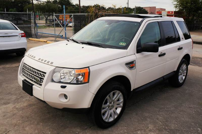 2008 land rover lr2 awd se 4dr suv in houston tx car citi financial. Black Bedroom Furniture Sets. Home Design Ideas