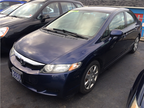 2010 Honda Civic for sale in Webster, NY