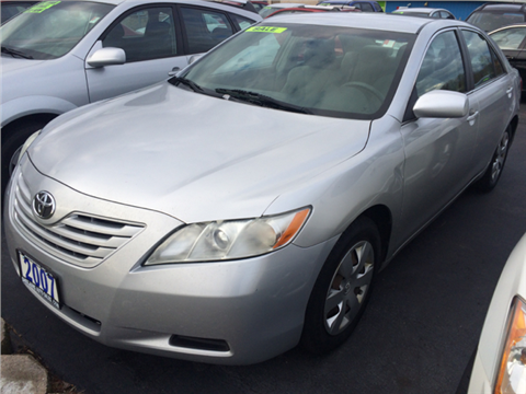 2007 Toyota Camry for sale in Webster, NY