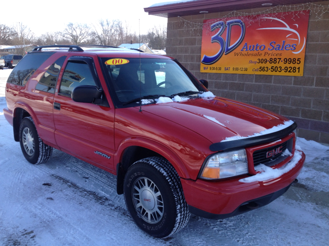 Used 2000 Gmc Jimmy For Sale