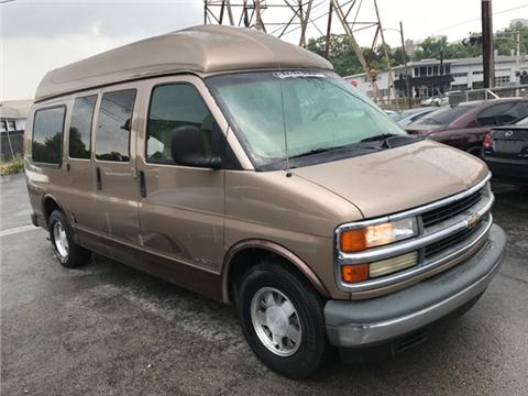 1999 Chevrolet Express Passenger for sale in Nashville, TN