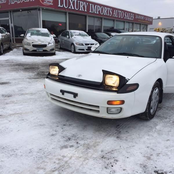 Toyota Celica Gt St 1994 Rear Inner Lower: 1993 Toyota Celica For Sale