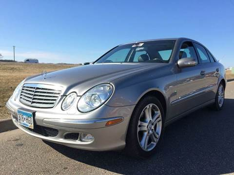 2004 Mercedes-Benz E-Class for sale in East Bethel, MN