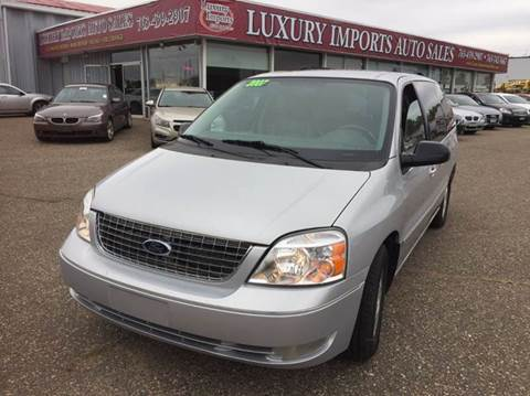 2007 Ford Freestar for sale in North Branch, MN