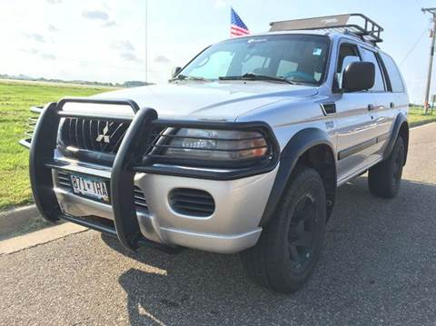 2002 Mitsubishi Montero Sport for sale in East Bethel, MN