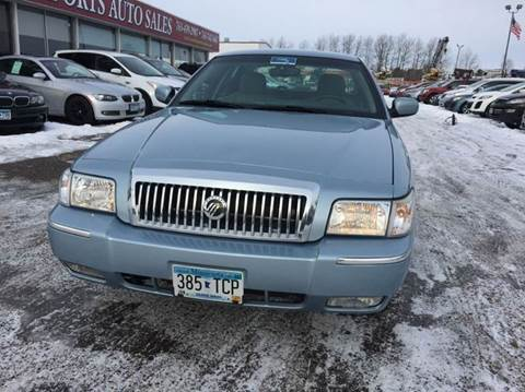 2006 Mercury Grand Marquis for sale in North Branch, MN