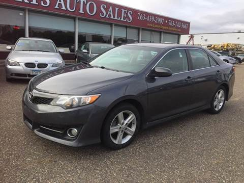 2013 Toyota Camry for sale in North Branch, MN