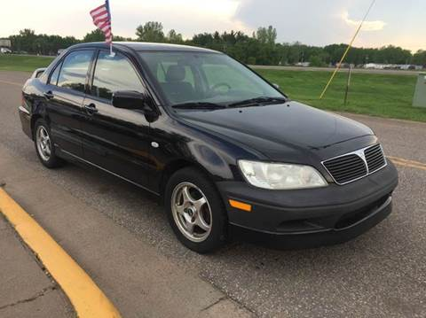 2003 mitsubishi lancer for sale in north branch mn